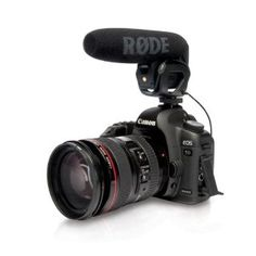 #4: Rode VideoMic Pro VMP Shotgun Microphone
