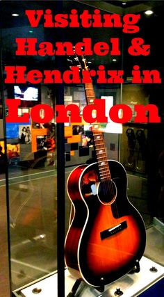 The Handel & Hendrix in London experience is a tiny museum that celebrates the lives of two incredible musicians who were neighbours across the centuries. Put it on your London must-do list!