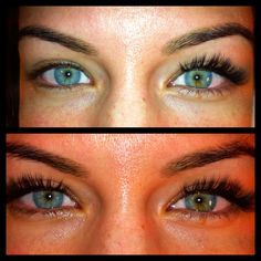 3D Xtreme Lashes  Not my work but an example of what I do