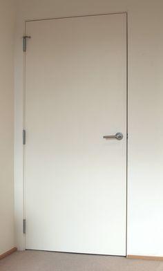 Home doors on pinterest modern front door sliding doors and door canopy for How to build a door jamb for interior doors