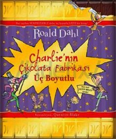 Charlie'nin Çikolata Fabrikasi, Roald Dahl #cikolata #çikolata #elitçikolata #elitcikolata #chocolate