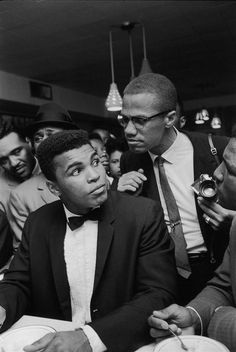 "In ""Blood Brothers,"" Roberts and Smith lift the curtain so that readers understand the history surrounding Muhammad Ali and Malcolm X's complex bond."