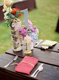 #Wedding #Tables