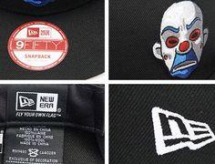 Bozo Clown Villian Snapback Cap by DC COMICS x NEW ERA 38deb6de219e