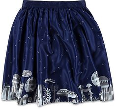 Star Wars Galaxy Skirt for Women by Star Wars Boutique. Sponsored affiliate.