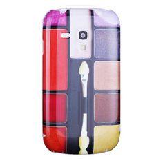Samsung Galaxy S3 Mini oogschaduw eye shadow hard case telefoon hoesje #telefoonhoesjes #hoesjes #hoesje #accessoire #phone #case #cover