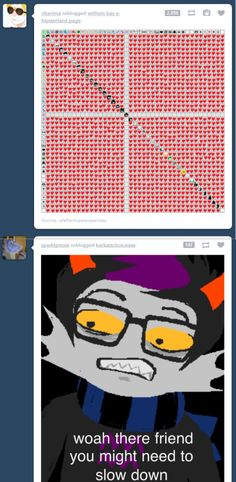 Haha, Eridan's forever alone Xp But, then again so am I >~<