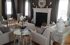 Transitional Design by Distinctive Design By Gina