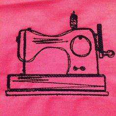Nähmaschine  #RockQueenStickdatei #Nähmaschine #sewingmachine #sewing #sew #naaien #sticken #embroidery #embroidered #KathieKreativstickt #KathieKreativ