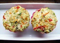 Briose cu quinoa si legume-Această rețetă este ideală pentru cei ce au dat start autodiversificării de curând.