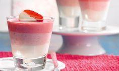 Erdbeer-Joghurt-Schichtdessert Rezept   Dr. Oetker