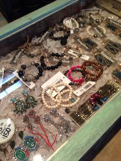 Jewelry makes a great gift!