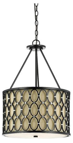 Cosmo Small Pendant, Bronze | Illuminating Options | One Kings Lane