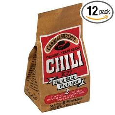 Chili packaging : Bag