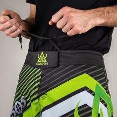 The small details count with a quality pair of shorts Our performance shorts have an internal drawstring for added security, you don't… Mma Shorts, Mma Training, Count, Pairs