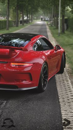 Incredible beautiful 991 GT3