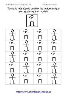 TACHAR IGUALES AL MODELO nivel inicial fichas 1-20_02.doc