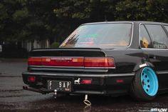 1991 Honda Grand Civic Rat Style