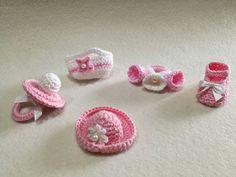 Newborn Crochet, Baby Shoes, Kids, Etsy, Clothes, Vintage, Fashion, Garlands, Tejidos