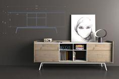 DEC design e casa: EDGE di MINIFORMS, design by Gaia Giotti e Giona Scarselli