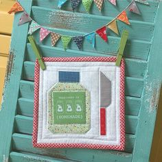 Happiness is Homemade pattern by Lori Holt