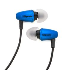 The affordable Image S3 headphones offer a major boost in sound and comfort over similarly priced competitor models. These noise-isolating in-ear headphones deliver dynamic sound and unequaled comfort for a price that's easy on the wallet. Brazen Blue is only available at Radio Shack, coming soon. ($49.99)