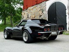 Custom '72 Vette | Corvette | Pinterest | Corvettes