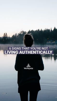 We all want to live the life of our dreams, full of freedom, but probably at some point you decided to settle into a logical and realistic life. You have lost the excitement of living authentically, in your own way, to live up to what others expected of you. We have compiled some warning signs that will show you that you are not living authentically, and give you some tips on how to fix this. Be Honest With Yourself, Live For Yourself, What Makes You Happy, Are You Happy, Palm Reading Charts, Declutter, Organize, Self Esteem Quotes, Something About You