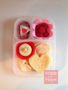 Easy valentine recipes for school