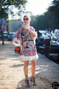 STYLE DU MONDE / Paris FW SS15 Street Style: Sofie Valkiers  // #Fashion, #FashionBlog, #FashionBlogger, #Ootd, #OutfitOfTheDay, #StreetStyle, #Style