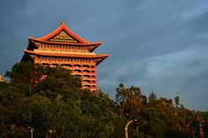 The Grand Hotel, Taipei.