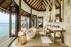 These 10 Luxurious Maldives Hotels are Picture Perfect: Maalifushi by COMO