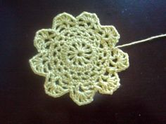 CROCKNIT: Free Knit and Crochet Patterns: Simply Coaster