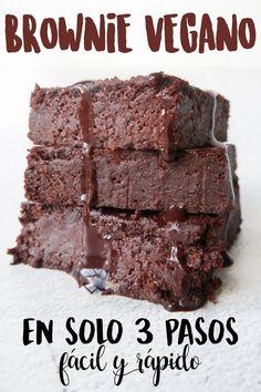 Vegan Chocolate Sheet Cake - New ideas Vegan Sweets, Vegan Desserts, Vegan Recipes, Dessert Recipes, Vegan Brownie, Vegan Cake, Vegan Pastries, Good Food, Yummy Food