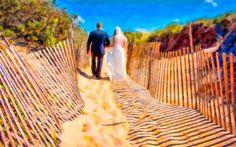 block island wedding