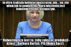 Barbara Bartuś (PiS, Nowy Sącz) - http://wiemkogowybieram.blogspot.com/2012/10/barbara-bartus.html