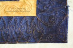 Sew-n-Sew Quilting: New Heavy Metal Border