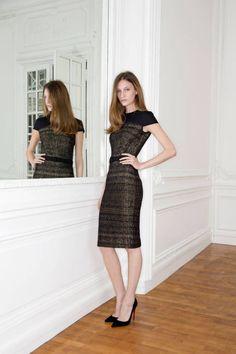 Martin Grant Fall 2014 Ready-to-Wear Fashion Show Vogue Fashion, Runway Fashion, Fashion Show, Fashion Outfits, Paris Fashion, Fashion 2014, 3d Fashion, Classic Fashion, Style Fashion