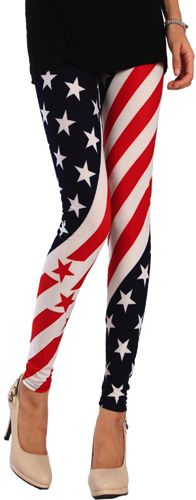 USA Flag Leggings. I have one like this.