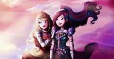 a happy ending for the princess and the queen - so the sketch on the next slide was made in February It was supposed to be part of… Princess Cartoon, Anime Princess, Raven Queen Doll, Old My Little Pony, Barbie And Her Sisters, Disney Phone Wallpaper, Dc Super Hero Girls, Warrior Queen, Old Disney