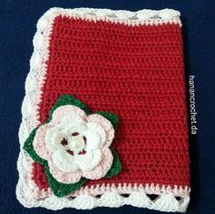 Crochet book cover Crochet Book Cover, Crochet Books, Crochet Patterns, Blanket, Handmade, Hand Made, Crochet Pattern, Blankets, Crochet Tutorials