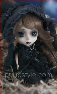 LP-418 Nov 2010 - Little Pullip + Noir