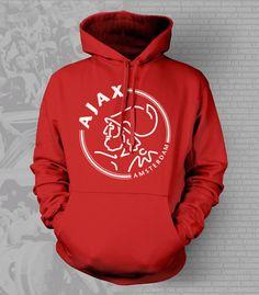 Ajax Amsterdam Netherlands Hoody Sweatshirt