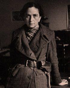Micaela Feldman, capitana en la guerra civil española