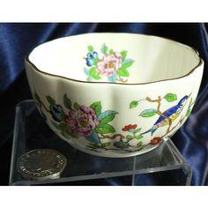 Aynsley Pembroke 'Var-i-ete' Bowl - Beautiful