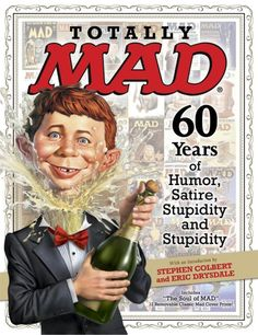 Totally Mad Is #1 On New York Times Hardcover Graphic Books Best Seller List