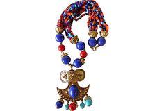 KJL Tribal-Style Necklace on OneKingsLane.com