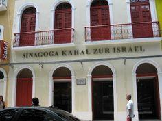 Sinagoga (1ª das Américas). Recife/PE. 2010.