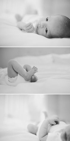 Baby Henry and his minimal nursery …