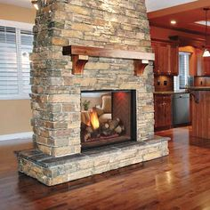 Majestic Marquis See Through 48-inch Direct Vent Gas Fireplace